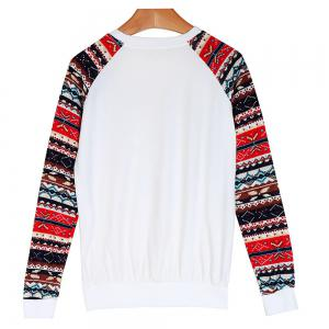 Christmas T-Shirt Blouse Bottoming Shirt -
