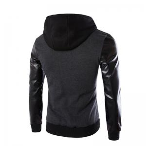 Men's Wear Hooded Jacket -