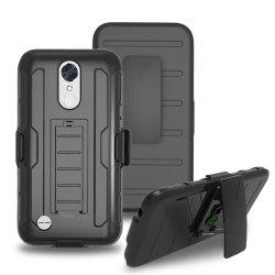 Shatter-resistant with Bracket Phone Case for LG LV5 -