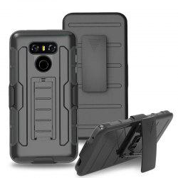Shatter-resistant with Bracket Phone Case for LG G6 -