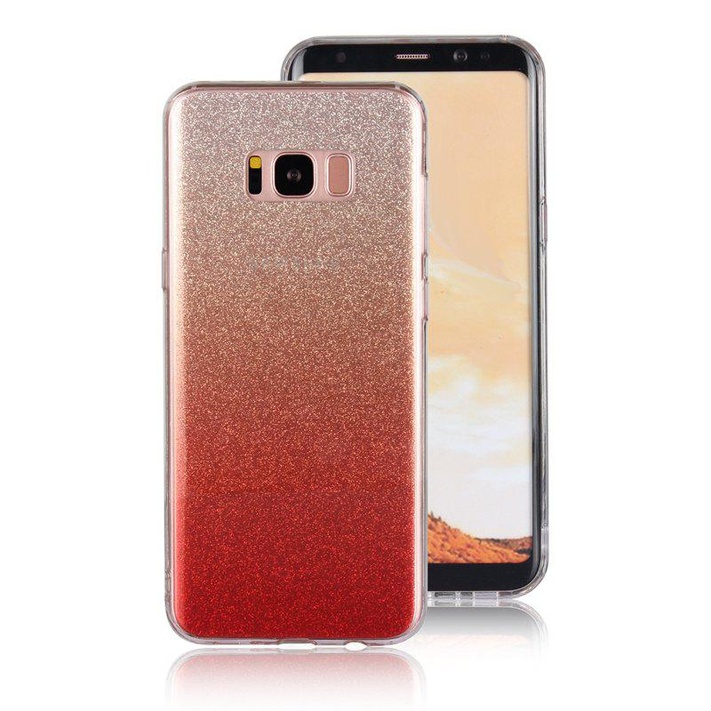 Chic TPU Translucent Flash Shell for Samsung Galaxy S8 Plus
