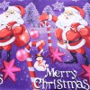 Merry Christmas Santa Claus Bedding Sets -