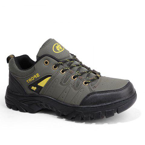 Fancy Autumn and Winter Non-Slip Warm Sports Men'S Hiking Shoes