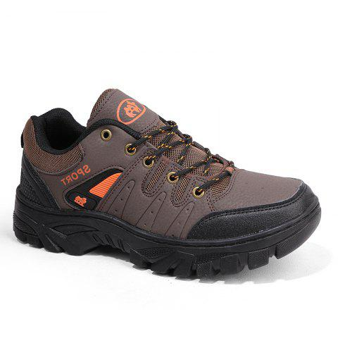 Fashion Autumn and Winter Non-Slip Warm Sports Men'S Hiking Shoes