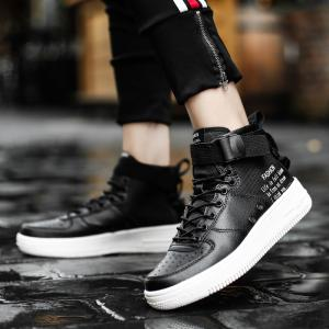Autumn Breathable Wild Personality Men'S Casual Shoes -