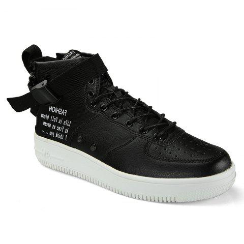 Chic Autumn Breathable Wild Personality Men'S Casual Shoes