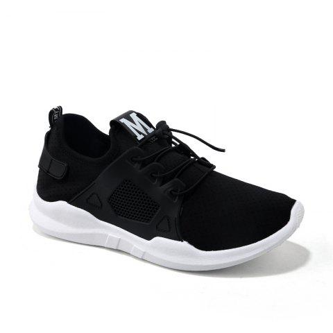 Sale Autumn and Winter Wild Solid Color Breathable Casual Sports Men'S Shoes