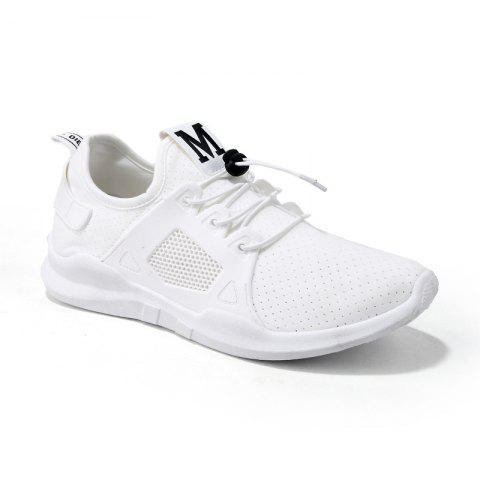 Fancy Autumn and Winter Wild Solid Color Breathable Casual Sports Men'S Shoes