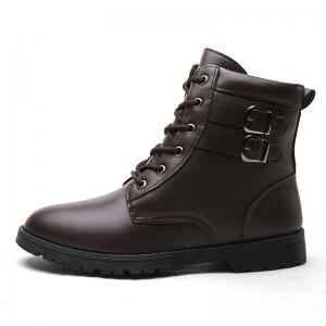 Autumn and Winter Breathable Casual Sports Men's Boots -