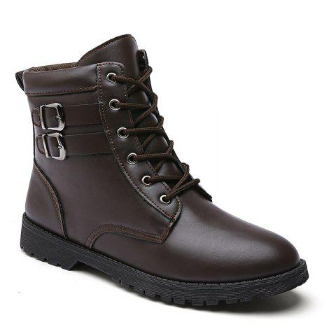 Discount Autumn and Winter Breathable Casual Sports Men's Boots