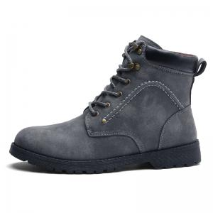 Autumn and Winter Fashion Breathable Casual Sports Men'S Boots -