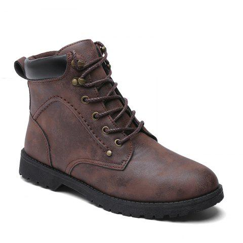 Affordable Autumn and Winter Fashion Breathable Casual Sports Men'S Boots