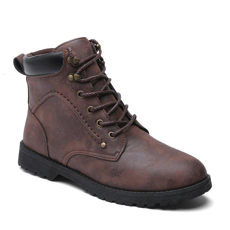 Latest Autumn and Winter Fashion Breathable Casual Sports Men'S Boots