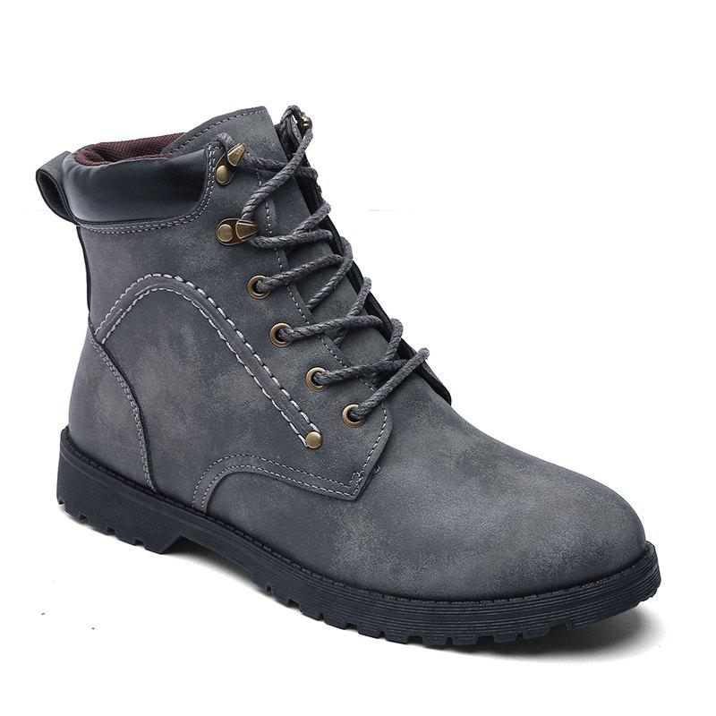 Fashion Autumn and Winter Fashion Breathable Casual Sports Men'S Boots