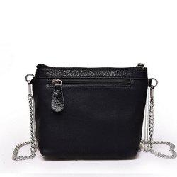Women's Crossbody Beaded Tassel Embellished Mini Bag -