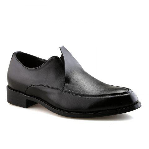 Hot Casual Leather Young Men'S Shoes