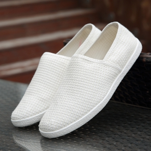 Linen  Casual Shoe -