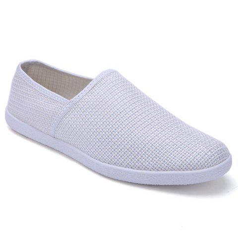 Chic Linen  Casual Shoe