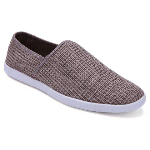 Buy Linen  Casual Shoe