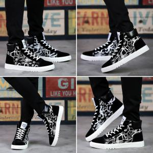 New Korean Version Trendy Shoes Casual Canvas Shoes -
