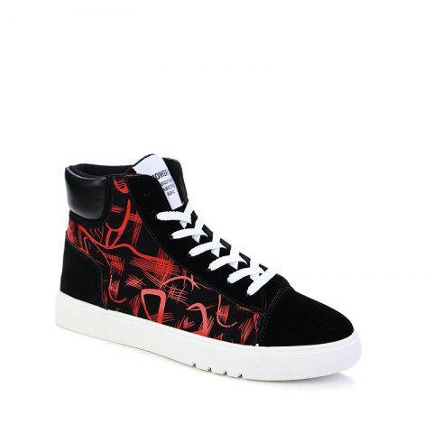 Fashion New Korean Version Trendy Shoes Casual Canvas Shoes