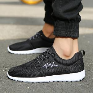 Comfortable Cushioning Light Running Shoes -