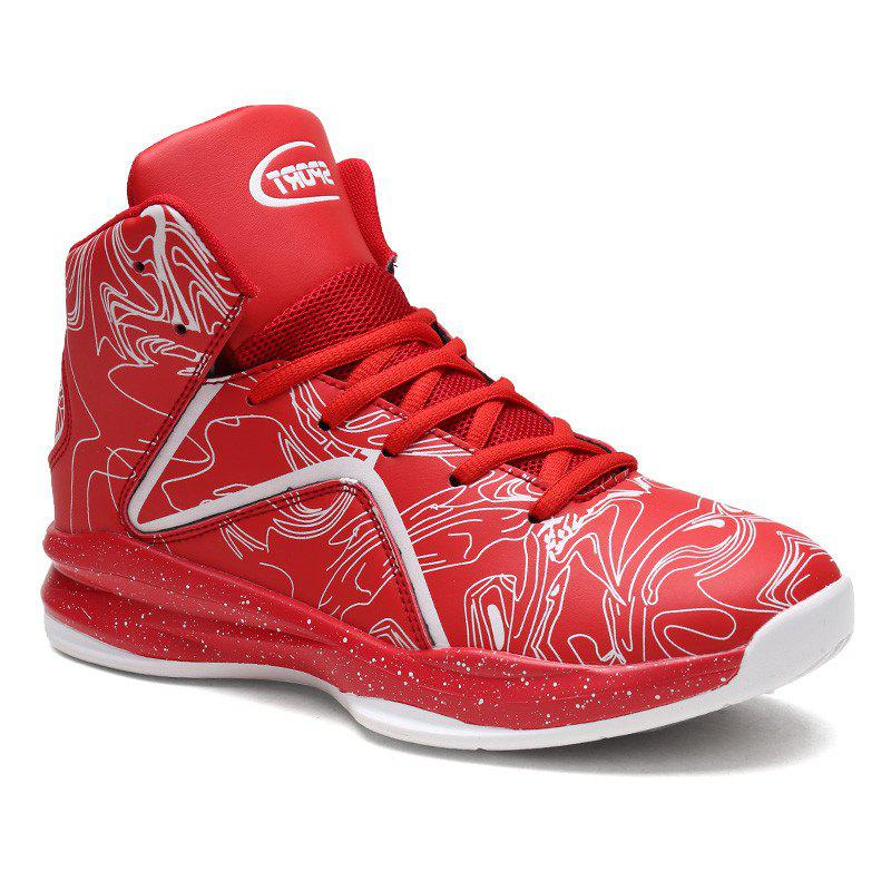 Outfits Autumn Prevent Slip Basketball Shoe