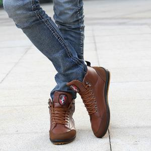 Autumn Men Shoes Youth Trend Men Leisure Student Shoe -