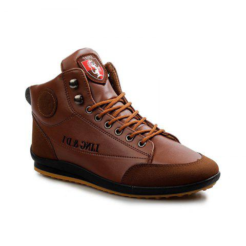 Sale Autumn Men Shoes Youth Trend Men Leisure Student Shoe