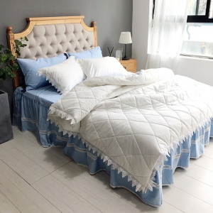 Quilted Quilt Bedding Sets -