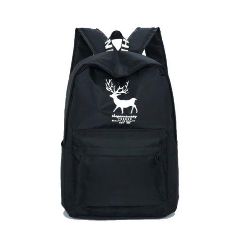 Latest Men's Canvas Travel Backpack