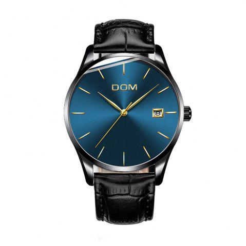 Fancy DOM M - 11bk 4892 Fashion Casual Waterproof Men Watch