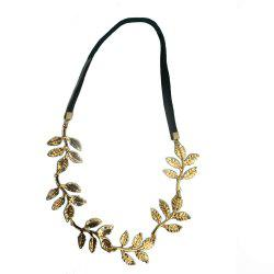 Leaves Decorative Olive Branch Decorative Hair Band Headband -