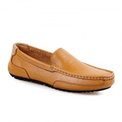 Genuine Leather All-match Driving Doug Shoes -