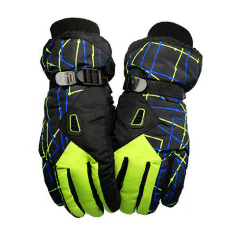 Affordable Unisex Winter Outdoor Sport Waterproof  Warm Breathable Gloves