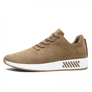 Men Casual outdoor Trend for Fashion Lace Up Leather Shoes -