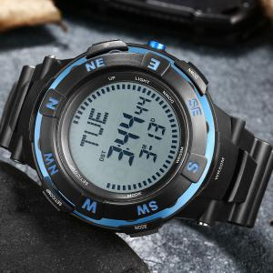 POPART POP831 Men Fashionable Mulitifunciton Waterproof Sports Wristwatch for Male -