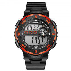 POPART POP - 831D Men Outdoor Sports Digital Waterproof Watch -