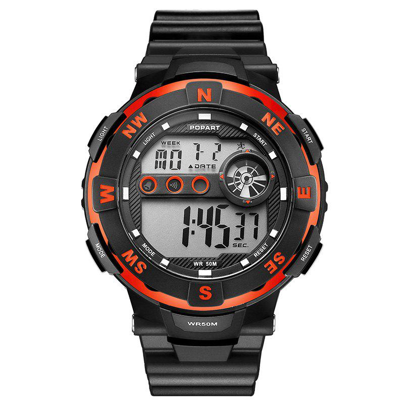 Buy POPART POP - 831D Men Outdoor Sports Digital Waterproof Watch