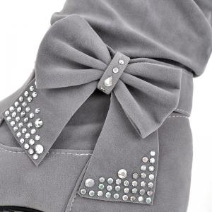 Fashion Rider Lady Bows Boots -