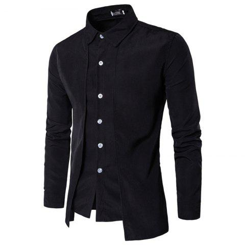 Buy Daily Simple Spring Fall Shirt
