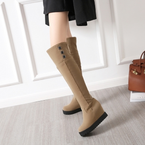 New Fashion Increased Over The Knee Boots -