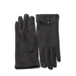 Women Winter Touch Screen Fingers Warm Smartphone Texting Mittens Gloves -