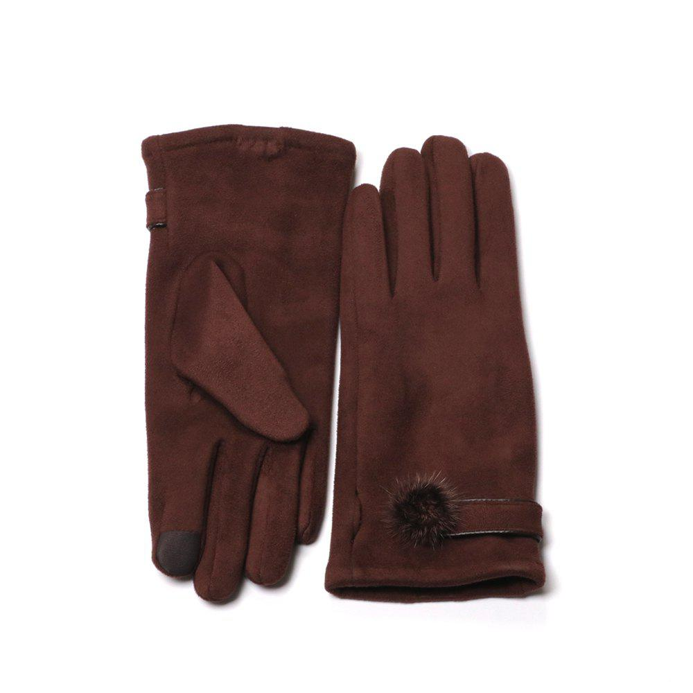 Sale Women Winter Warm Wear Touch Screen Gloves