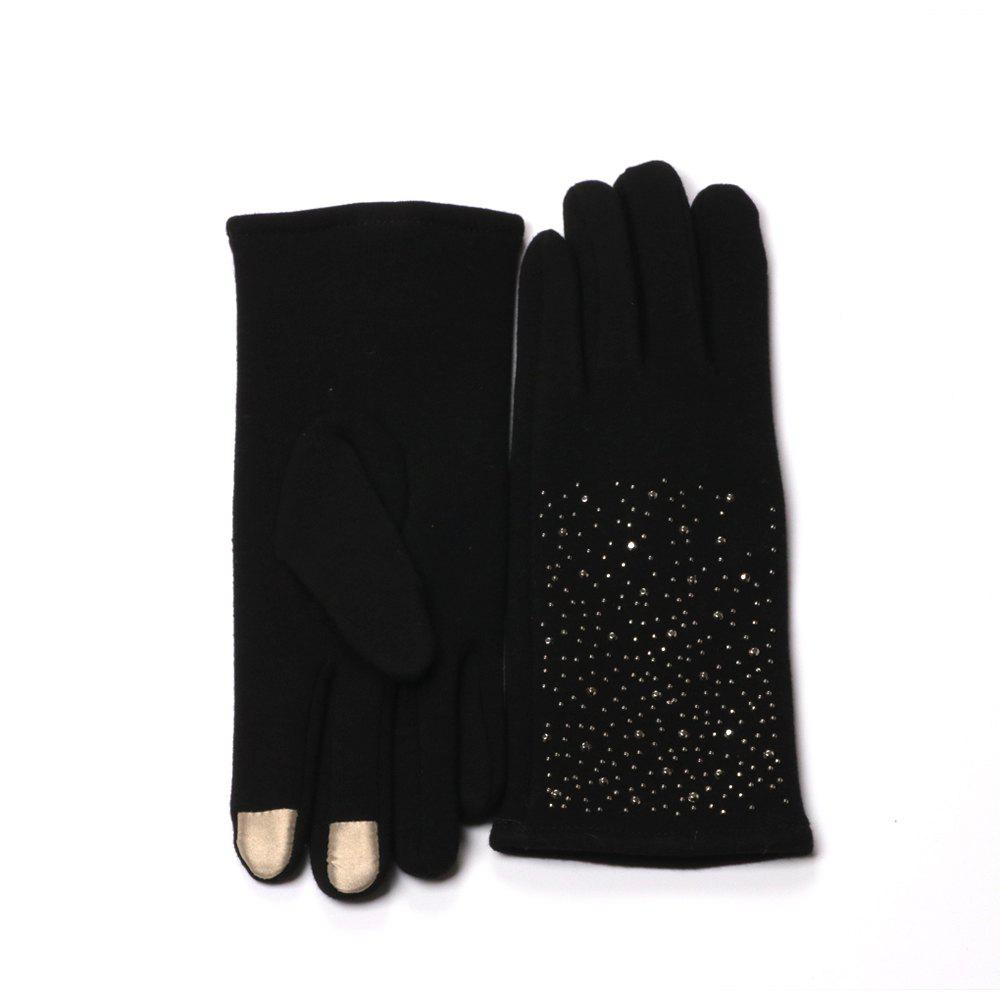 Online Winter Gloves for Women with Touch Screen Fingers