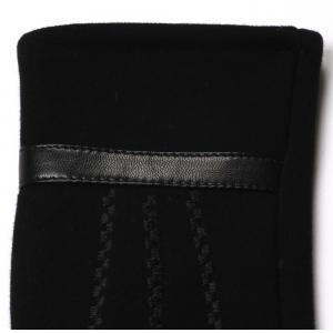 Black Gloves for Men Winter Warm -