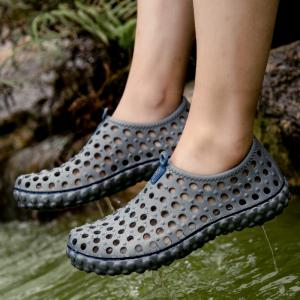 Men's Summer Hole Casual Slippers -