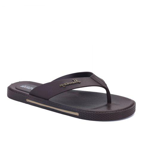 Sale Men's Summer Plastic Slippers