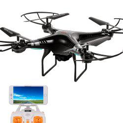 RC Drone RTF with 2.0MP HD Camera One Key Auto Return WiFi FPV -