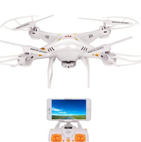 Affordable RC Drone with WiFi FPV Camera Quadcopter One Key Auto Return Headless Mode